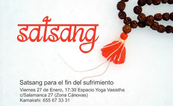 Satsang para la liberación